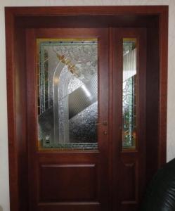 Beltéri kétszárnyú ajtók 6.