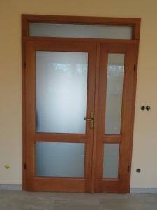 Beltéri kétszárnyú ajtók 7.