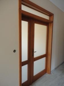 Beltéri kétszárnyú ajtók 8.
